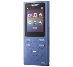 Sony Walkman NW-E394 MP3 Spieler 8 GB Blau ( NWE394L )