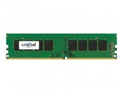 Crucial - DDR4 - 8 GB - DIMM 288-PIN - 2400 MHz / PC4-19200 - CL17 ( CT8G4DFD824A )