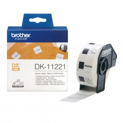 Brother Square Paper Label ( DK-11221 )