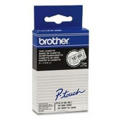 Brother Labelling Tape 12mm ( TC-101 )