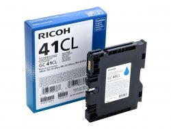 Ricoh 405766 Cyan ink cartridge ( 405766 )