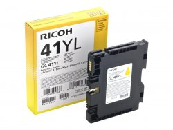 Ricoh 405768 Yellow ink cartridge ( 405768 )
