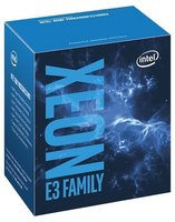 Intel Xeon E3-1270V6 - 3.8 GHz - 4 Kerne - 8 Threads - 8 MB Cache-Speicher - LGA1151 Socket