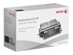 Xerox Black toner cartridge. Equivalent to HP C8061X. Compatible with HP LaserJet 4100 ( 003R99601 )