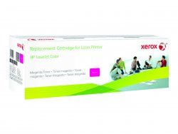 Xerox Magenta toner cartridge. Equivalent to HP CE413A. Compatible with HP Colour LaserJet M351A, Colour LaserJet M375MFP, Colour LaserJet M451, Colour LaserJet M475 MFP ( 006R03016 )