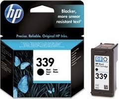 HP 339 Black Original Ink Cartridge ( C8767EE )
