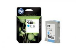 HP 940XL High Yield Cyan Original Ink Cartridge ( C4907AE )