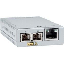 Allied Telesis AT-MMC2000/SC-960 network media converter 1000 Mbit/s 850 nm Multi-mode Grey ( 990-006976-960 )