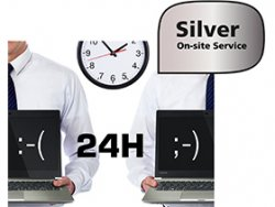 Dynabook 3 years Silver On-site Service including Warranty Extension - EMEA ( SONS103EU-V )