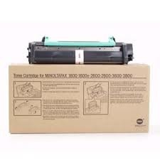 Konica Minolta 4152613 Laser cartridge 8000pages Black laser toner & cartridge ( 4152613 )