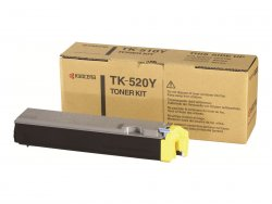KYOCERA TK-520Y Laser cartridge 4000pages Yellow ( 1T02HJAEU0 )