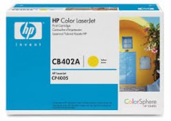 Hewlett-Packard (Original) HP 642A Toner yellow ( CB402A )