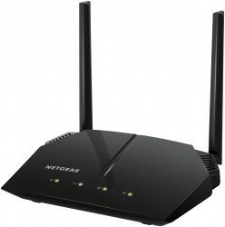 Netgear R6120 wireless router Fast Ethernet Dual-band (2.4 GHz / 5 GHz) Black ( R6120-100PES )