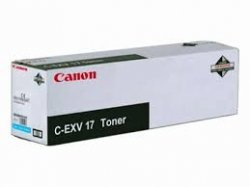 Canon C-EXV17 Toner Cyan Laser toner 30000pages Cyan ( 0261B002 )