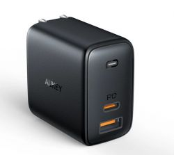 AUKEY PA-B3 mobile device charger Black Indoor ( PA-B3 )
