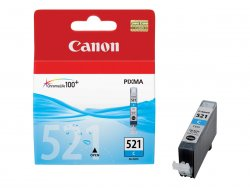 Canon CLI-521 C Cyan ink cartridge ( 2934B001 )