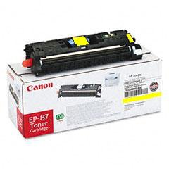 Canon EP-87 Laser toner 4000pages Yellow ( 7430A003 )