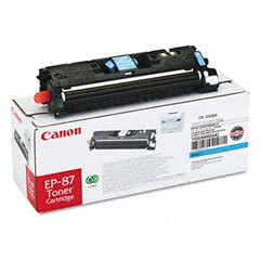 Canon EP-87 Laser toner 4000pages Cyan ( 7432A003 )