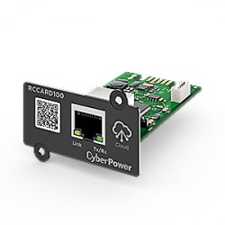 CyberPower RCCARD100 network card Internal Ethernet 100 Mbit/s ( RCCARD100 )