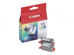 Canon BCI-15 Color ink cartridge Cyan, Magenta, Yellow ink cartridge ( 8191A002 )