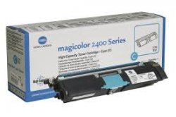 Konica Minolta 1710589-007 4500pages Cyan laser toner & cartridge ( 1710589-007 )