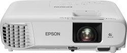 Epson EB-FH06 data projector Ceiling / Floor mounted projector 3500 ANSI lumens 3LCD 1080p (1920x1080) White ( V11H974040 )