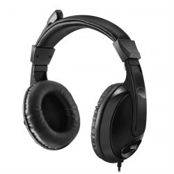 Adesso Xtream H5 - Multimedia Headphone/Headset with Microphone ( XTREAM H5 )