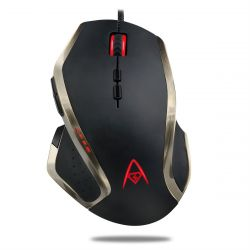 Adesso iMouse X3 Maus rechts USB Typ-A Optisch 6400 DPI ( IMOUSE X3 )