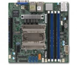 Supermicro MBD-M11SDV-8C-LN4F server/workstation motherboard System on Chip Mini-ITX ( MBD-M11SDV-8C-LN4F-O )
