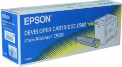 Epson AL-C900 Developer Cartridge Yellow 1.5k ( C13S050155 )