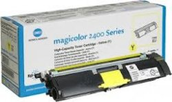 Konica Minolta 1710589-005 4500pages Yellow laser toner & cartridge ( 1710589-005 )