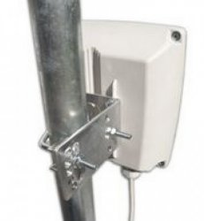 ALLNET ANT-24-1T1R-PATCH-185 network antenna Directional antenna N-type 9 dBi ( ANT-24-1T1R-PATCH-185 )