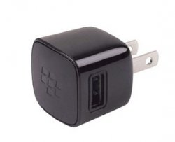 BlackBerry ASY-24479-002 mobile device charger Black Indoor ( ASY-24479-002 )