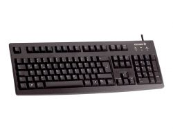 CHERRY G83-6104 USB QWERTY US English Black ( G83-6104LUNEU-2 )