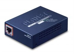 PLANET 1 Port 10/100/1000Mbps PoE Injector 60 Watts, ( POE-171 )
