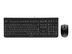 CHERRY DC 2000 keyboard USB QWERTZ German Black ( JD-0800DE-2 )