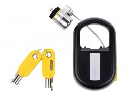 Kensington MicroSaver® Retractable Laptop Lock - Keyed Different ( K64538EU )