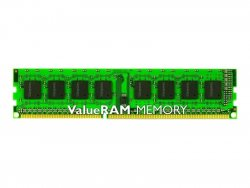 Kingston ValueRAM - DDR3 - 2 GB - DIMM 240-PIN - 1333 MHz / PC3-10600 - CL9