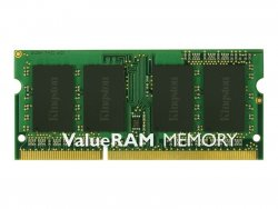 Kingston ValueRAM - DDR3 - 2 GB - SO DIMM 204-PIN - 1333 MHz / PC3-10600 - CL9