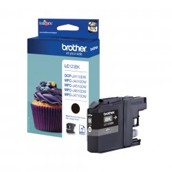Brother LC-123BK ink cartridge Black ( LC-123BK )