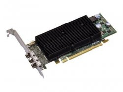 Matrox M9138 - Grafikkarten - M9138 - 1 GB - PCIe x16 Low Profile - 3 x ADC M9138-E1024LAF