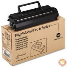 Konica Minolta Black Toner for PagePro 6 3000pages Black ( 1710433-001 )