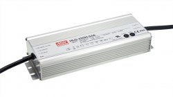 MEAN WELL HLG-320H-24B power adapter/inverter Indoor 320 W Silver ( HLG-320H-24B )