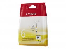 Canon BCI-6Y Yellow ink cartridge ( 4708A002 )