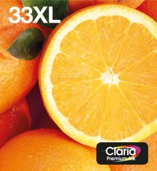Epson Oranges Multipack 5-colours 33XL Claria Premium Ink EasyMail ( C13T33574510 )