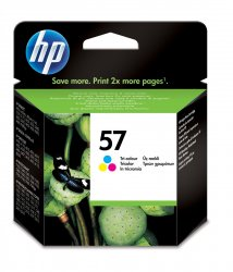 HP 57 CMY ink cartridge 1 pc(s)  Cyan, Magenta, Yellow ( C6657AE )