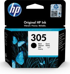 HP 305 ink cartridge 1 pc(s)  Standard Yield Black ( 3YM61AE )