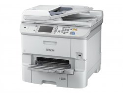 Epson WorkForce Pro WF-6590DWF 4800 x 1200DPI Inkjet A4 34ppm Wi-Fi ( C11CD49301 )