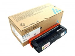 Ricoh 406349 Laser toner 2500pages Cyan laser toner & cartridge ( 406349 )