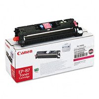 Canon EP-87 Laser toner 4000pages Magenta ( 7431A003 )